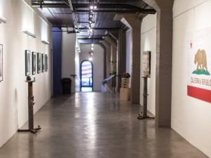 Exhibit at Gallery 27, Santa Barbara
